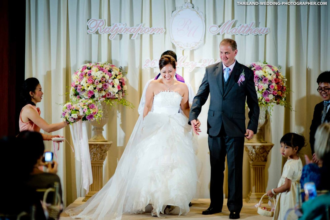The Peninsula Bangkok Thailand Wedding Photography