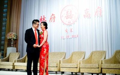 Thai-Chinese Engagement Ceremony at InterContinental Bangkok