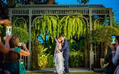 The Botanical House Bangkok Wedding