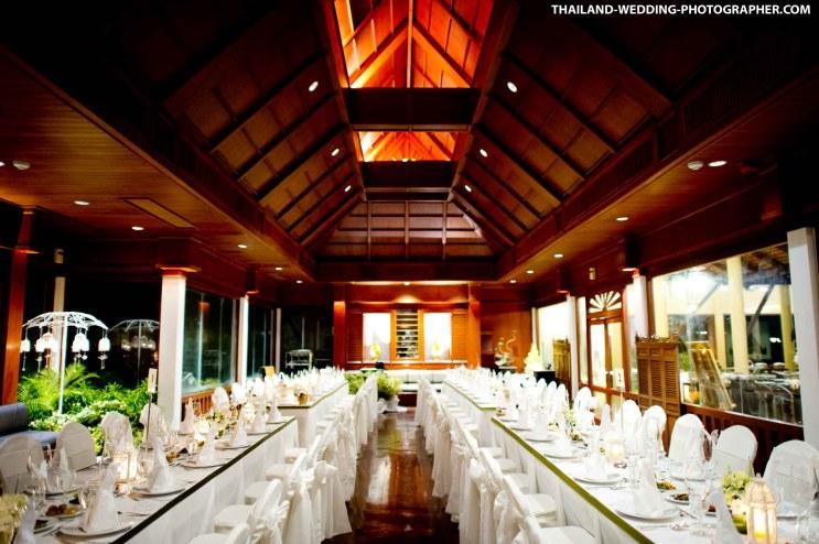 Elizabeth and Alex's wedding at Dusit Thani Hua Hin Hotel in Hua Hin, Thailand.