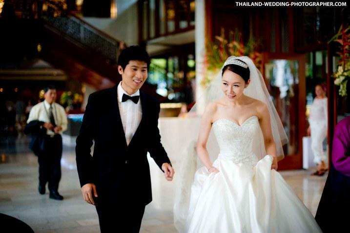 Mandarin Oriental Bangkok Thailand Wedding Photography