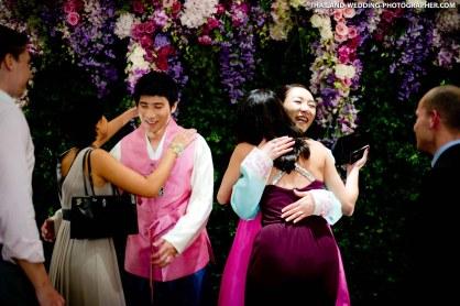 Ji-Eun & Shen-Yen's wedding at Mandarin Oriental in Bangkok, Thailand.