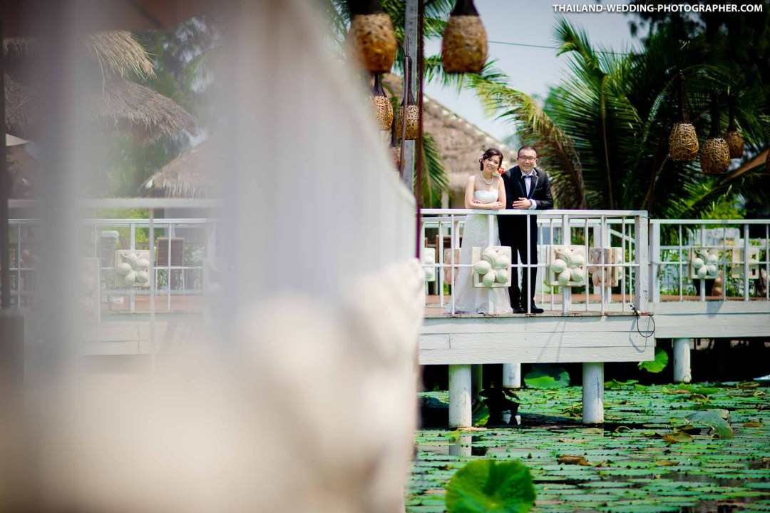 Dhevan Dara Resort & Spa Hua Hin Thailand Wedding Photography