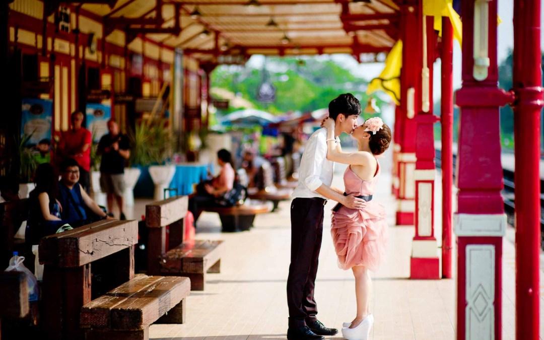 Dhevan Dara Resort & Spa Hua Hin Pre-Wedding