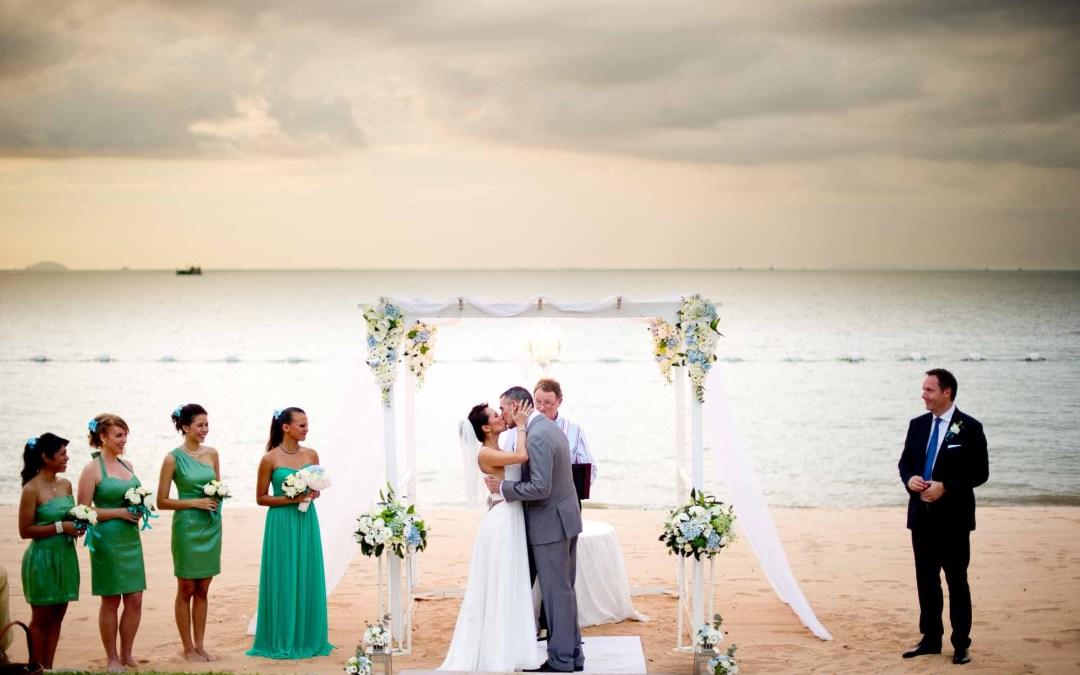 Sea Sand Sun Resort & Villas Pattaya Thailand Wedding
