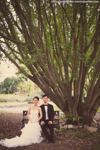 King Rama IX Park Bangkok Pre-Wedding Photography