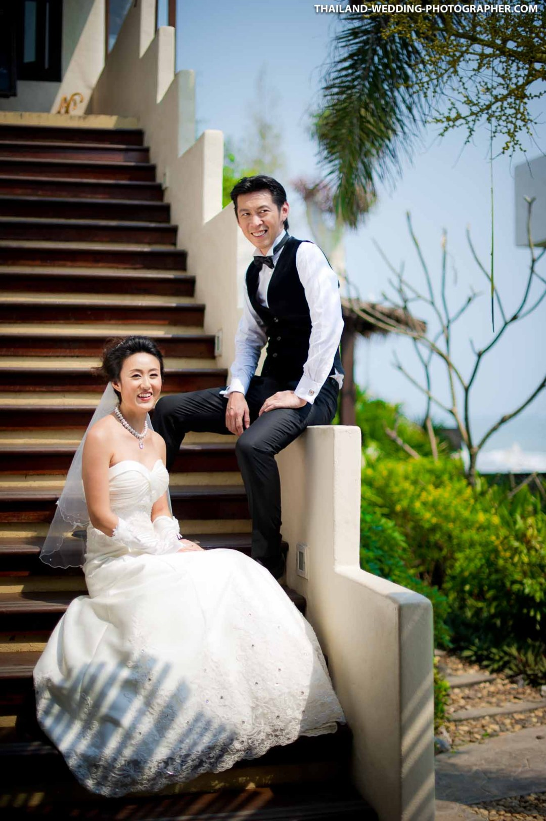 Aleenta Hua Hin Resort & Spa Thailand Wedding Photography