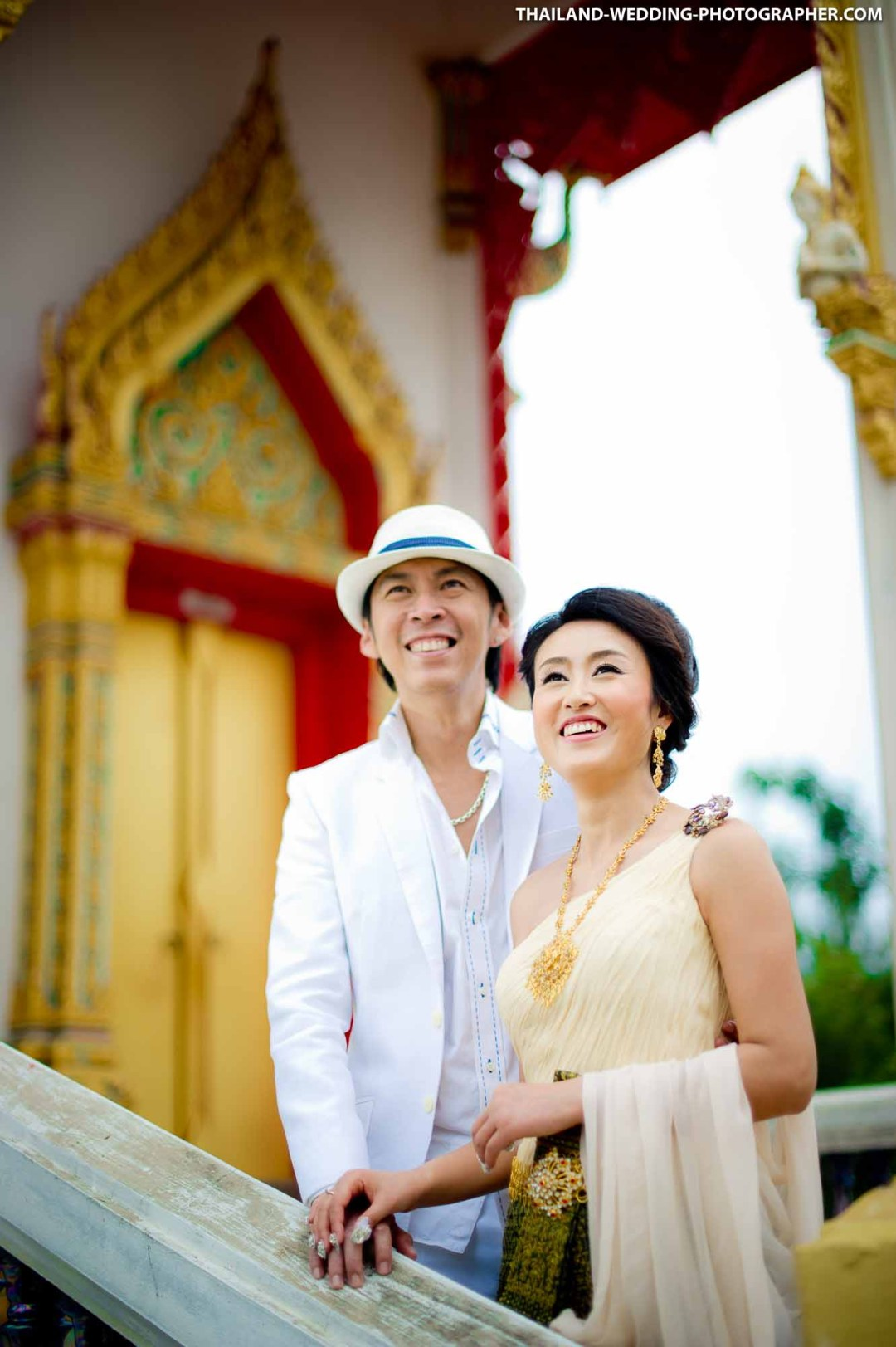 Wat HUP Ta Khrot Thailand Wedding Photography