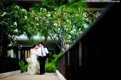 Sheraton Hua Hin Resort & Spa Pre-Wedding Photography
