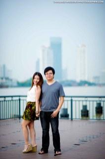 Asiatique The Riverfront Bangkok Pre-Wedding Photography