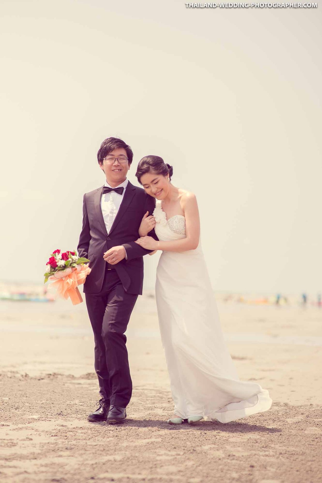 Pattaya Beach Thailand Wedding Photography