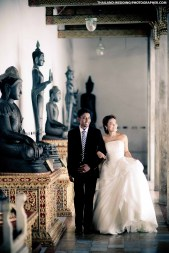 Engagement Session (Pre-Wedding) at Marble Temple