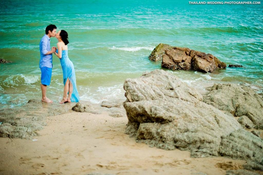 Thailand Pattaya Beach Wedding Photography | NET-Photography Thailand Wedding Photographer