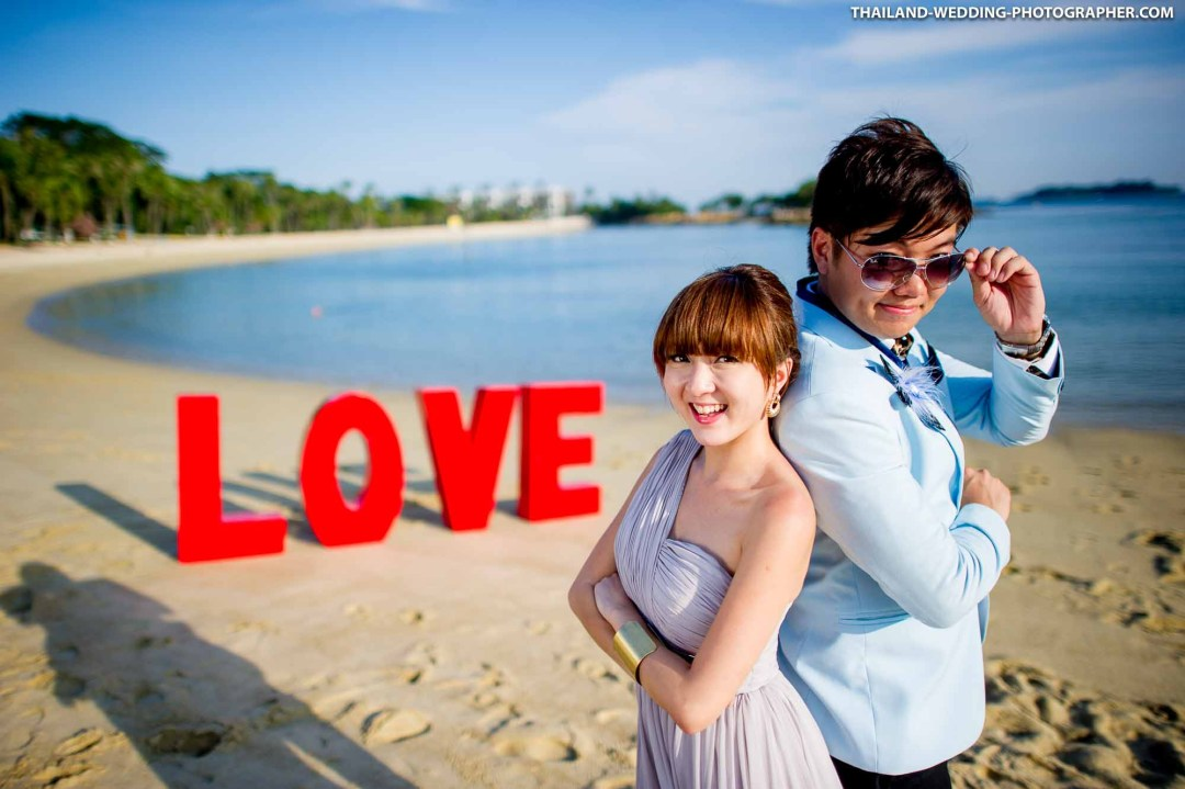 Singapore Prenuptial Photography