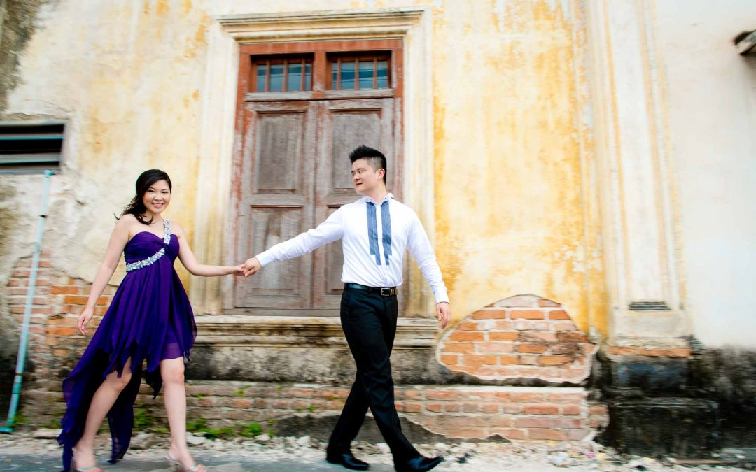 The Vijitt Resort Phuket Thailand Pre-Wedding