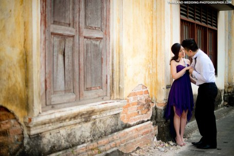 Phuket Old Town Wedding Photography