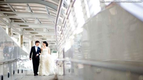 Sathorn Bangkok Thailand Wedding Photography
