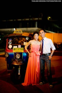 Rama VIII Bridge Bangkok Pre-Wedding Photography