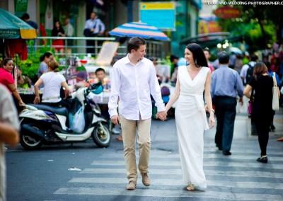 Silom Street