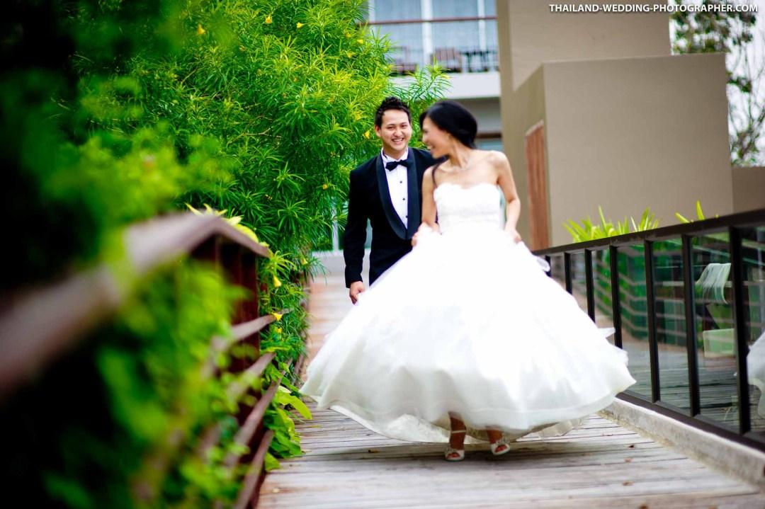 Haven Resort Hua Hin Thailand Wedding Photography