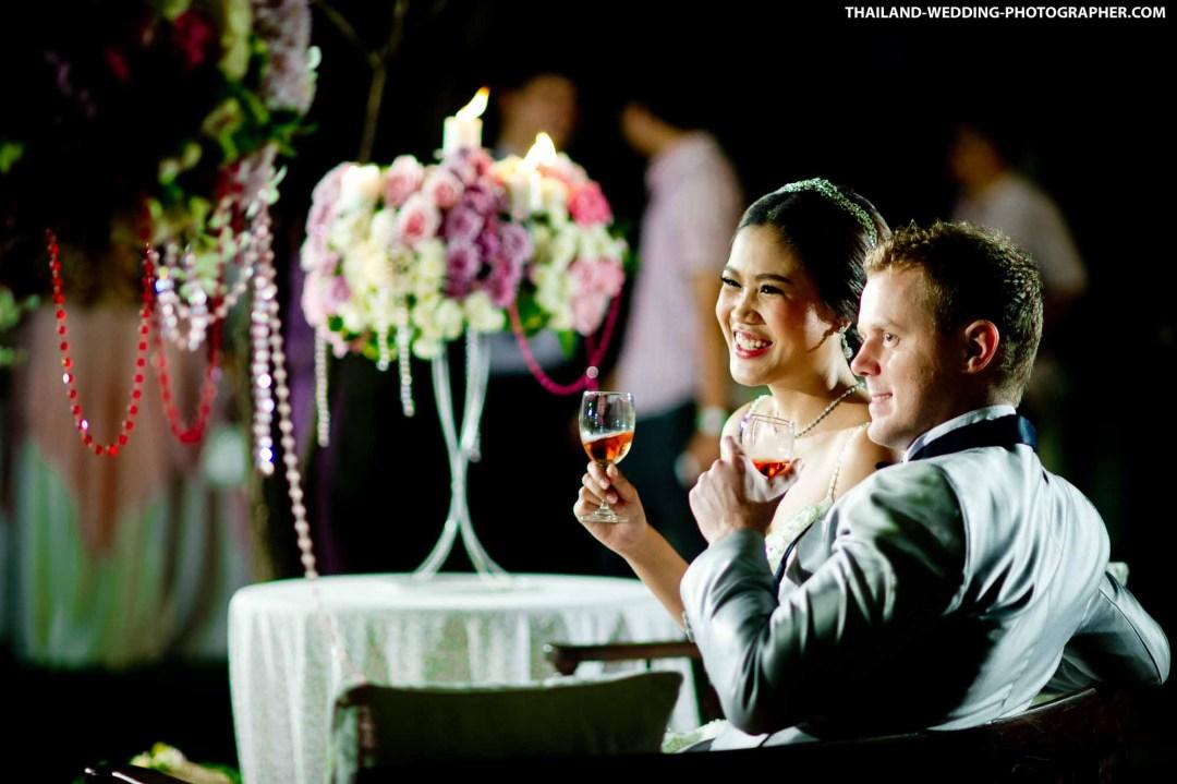 Suan Thip Nonthaburi Thailand Wedding Photography