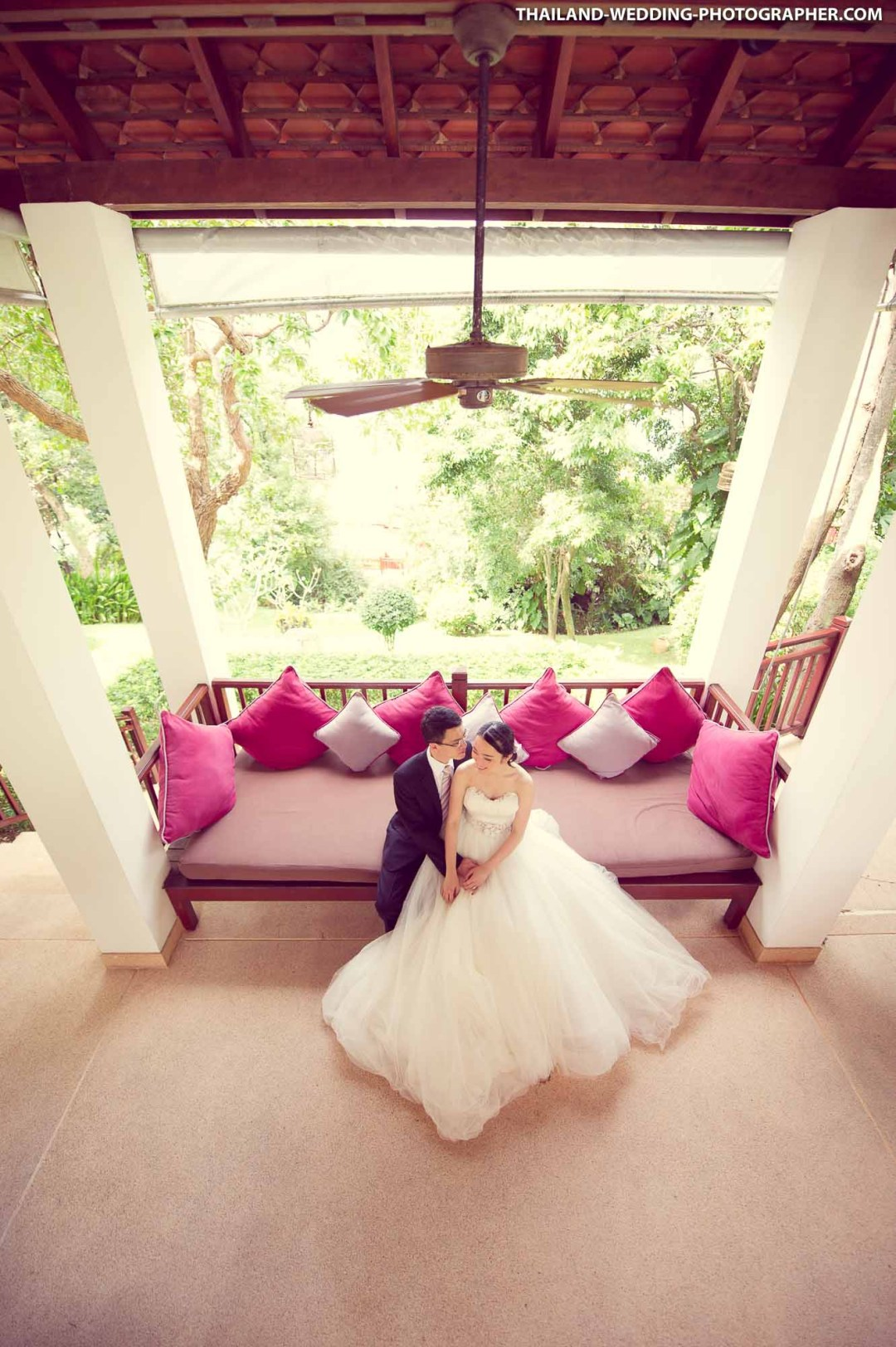 Napasai Hotel Koh Samui Thailand Wedding Photography