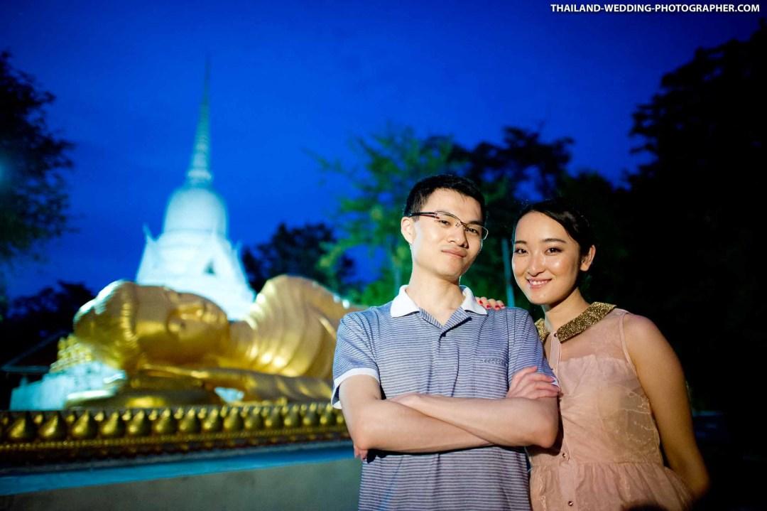 Rattanakosin Chedi (Baby Buddha Jaidee) Koh Samui Thailand Wedding Photography