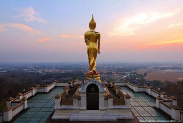 วัดพระธาตุเขาน้อย เที่ยวน่าน thailandaddict ชีวิตติดเที่ยวไทย