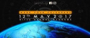 Spacejam Festival Bangkok 2017! @ BITEC   BANGKOK   Thailand