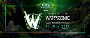 Road to Waterzonic Bangkok, DJ Festival