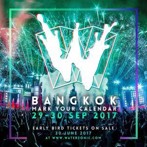 Waterzonic Bangkok 2017! @ Live Park (Rama 9) | Bangkok | Thailand