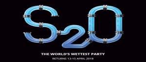 S2O Songkran Music Festival Bangkok 2018!