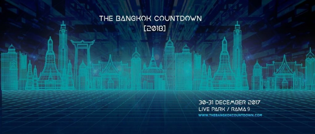The Bangkok Countdown 2018!