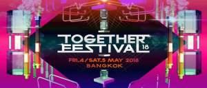 Together Festival Bangkok 2018! @ BITEC | BANGKOK | Thailand