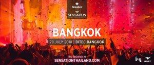 Sensation Thailand 2018! @ BITEC | BANGKOK | Thailand