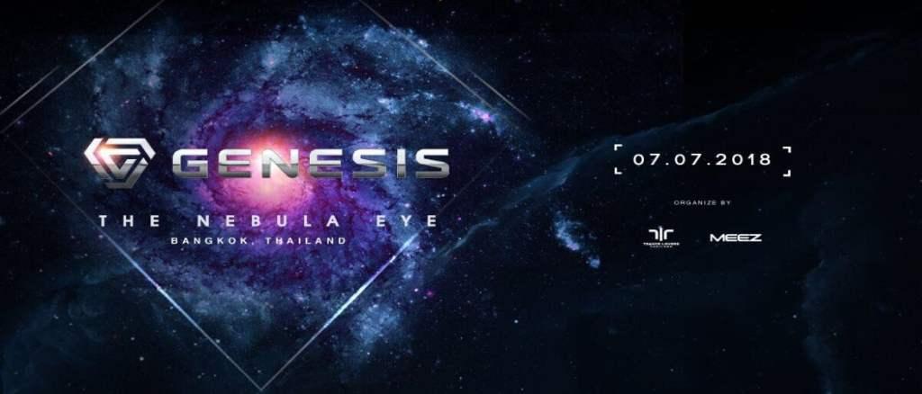 Genesis Festival Bangkok 2018!
