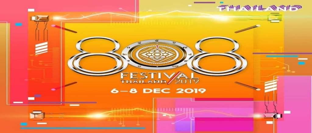 808 Festival Bangkok 2019!