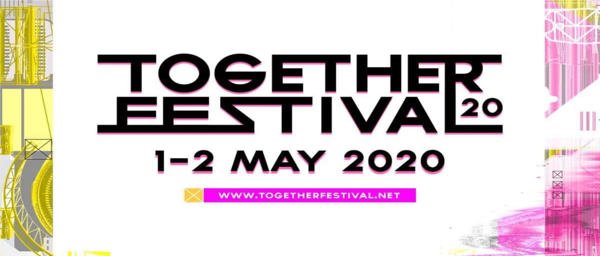 Together Festival Bangkok 2020, dj