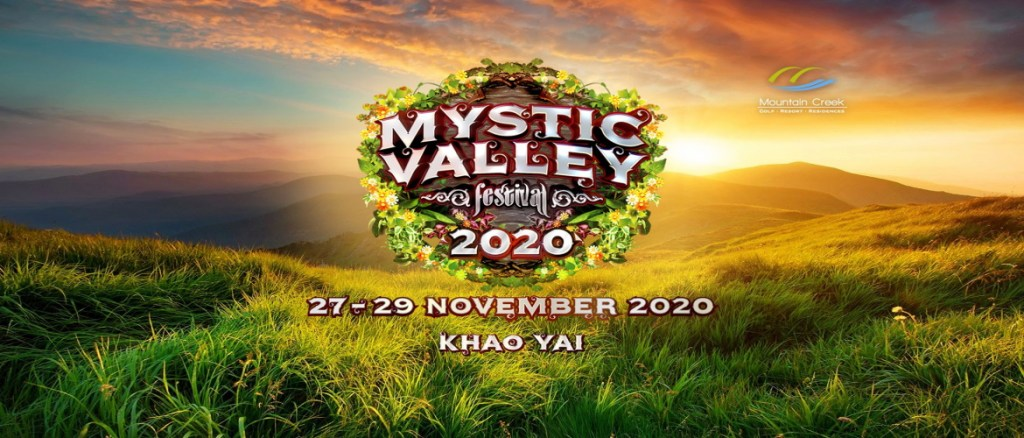 Mystic Valley Festival Thailand 2020!