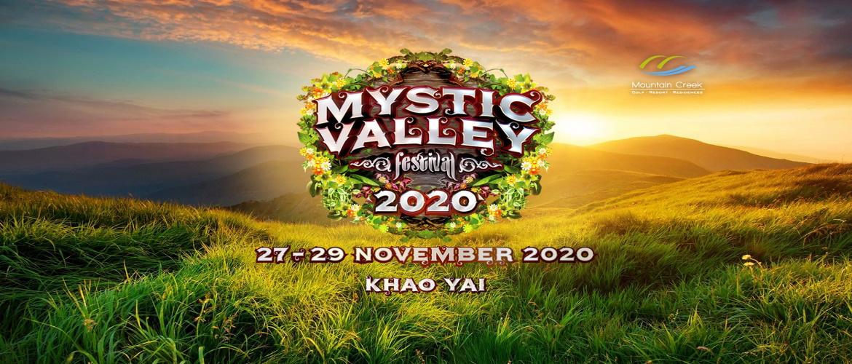 Mystic Valley Festival Thailand 2020 Khao Yai, dj, Techno, Trance, EDM, Thai festival