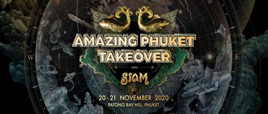 Amazing Phuket Takeover 2020!