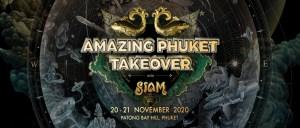 Siam Songkran Music Festival, Phuket Takevoer, EDM Thailand, Patong, DJ Festival