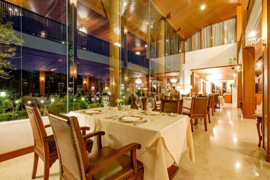 Awarded Restaurant Le Crystal in Chiang Mai. Thailand Event Guide
