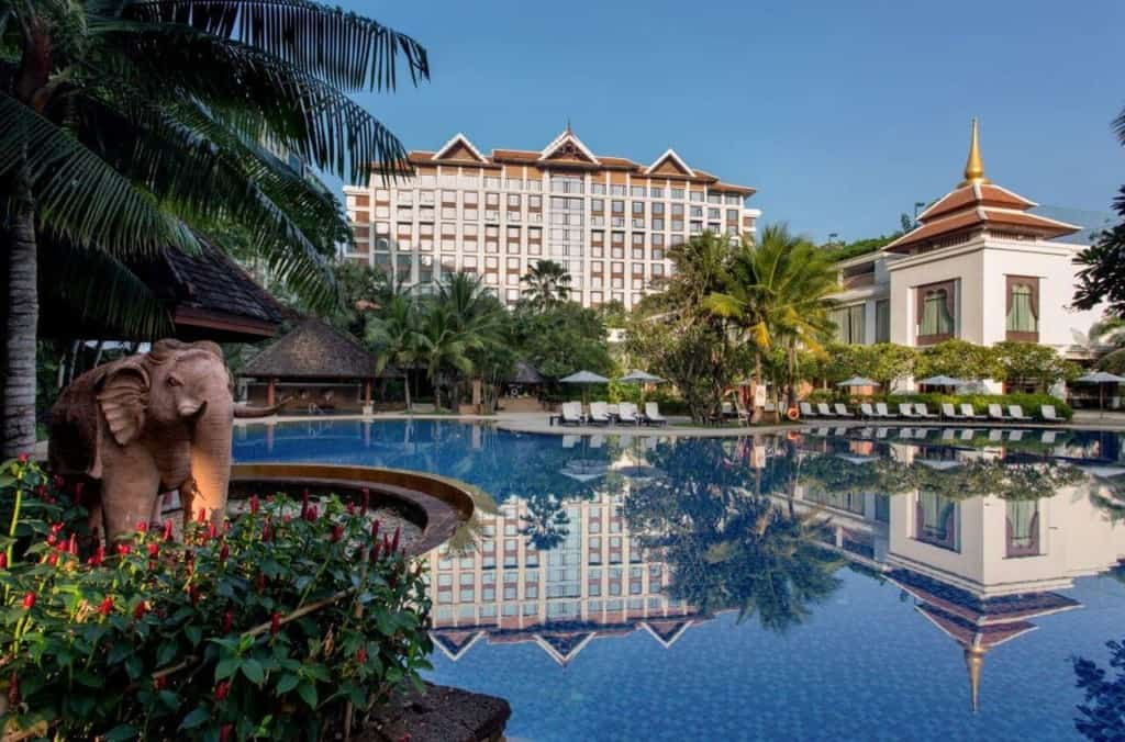 Chiang Mai Shangri-La is an enchanting sanctuary in the heart of Thailand's ancient city.