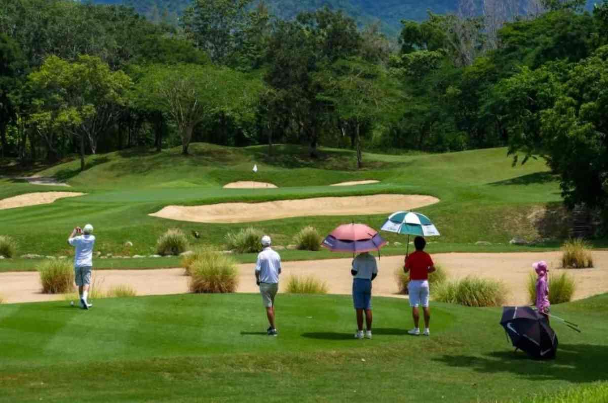 Amari Hua Hin Skins Golf Week - Thailand Event Guide