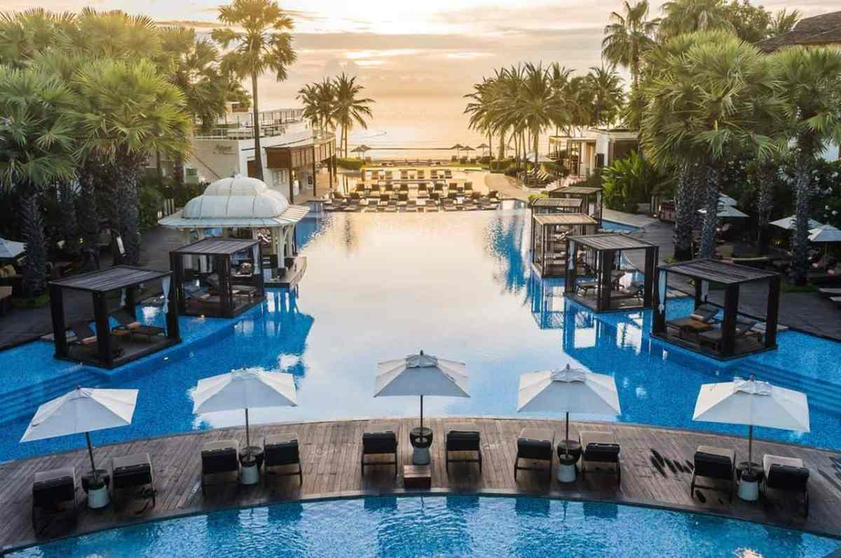 Enjoy Breathtaking at The InterContinental Hua Hin - Thailand Event Guide