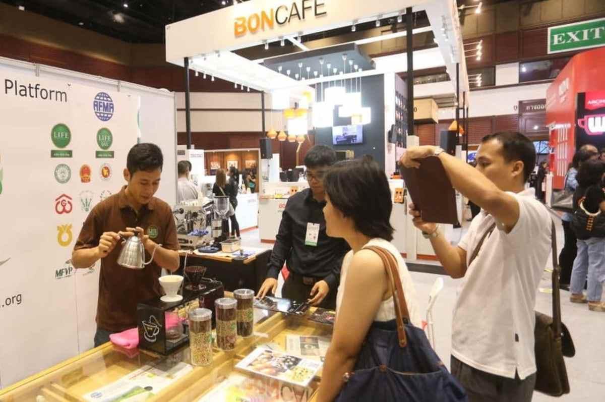 Thailand Coffee, Tea & Drinks - Thailand Event Guide