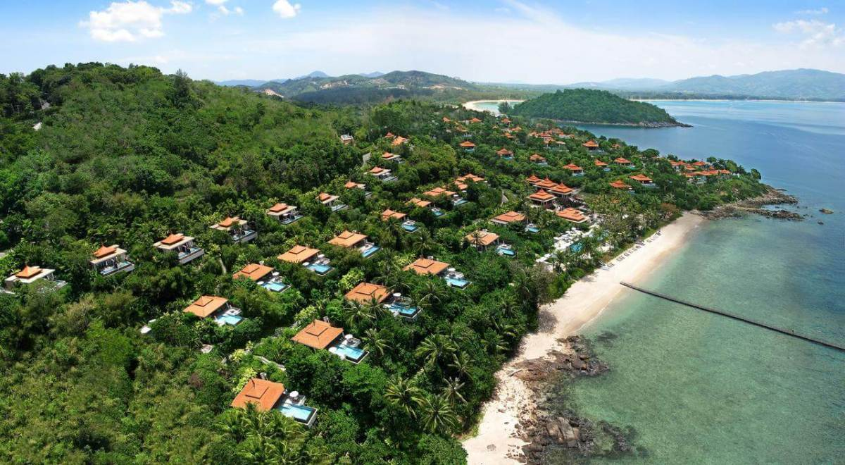 Resort Phuket, Trisara is one pearl of the Andaman. Thailand Event Guide