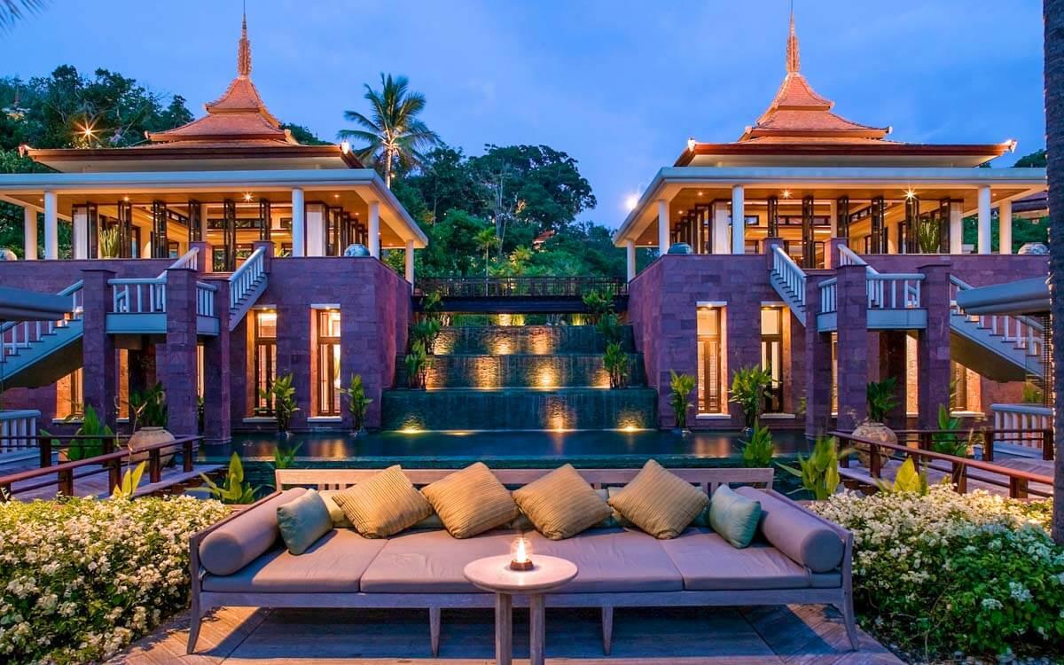 Trisara Resort in Phuket, Thailand Event Guide