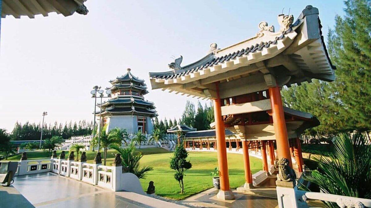 Three Kingdoms Theme Park Pattaya - Pattaya Attractions